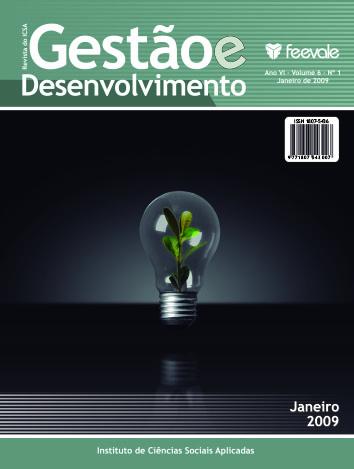 Visualizar v. 6 n. 1 (2009): Janeiro / Junho