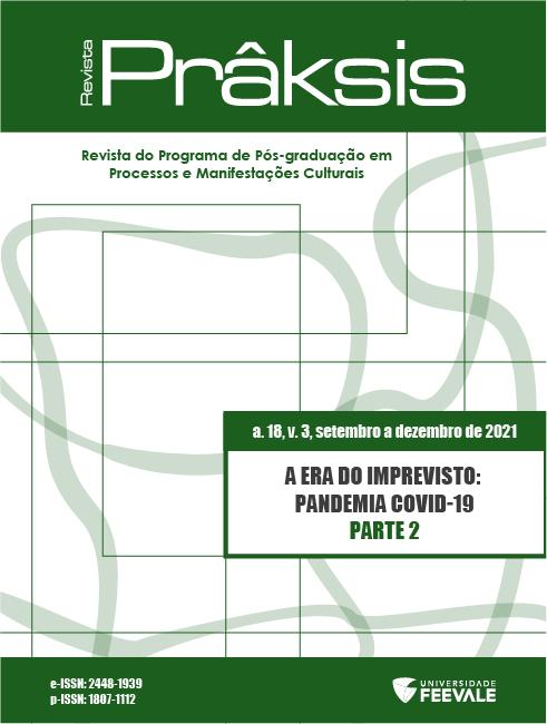 Visualizar v. 3 (2021): A era do imprevisto: Pandemia Covid-19 – Parte 2